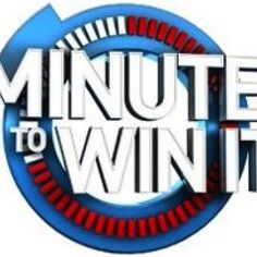 minute to win it kids birthday party - for Zach?