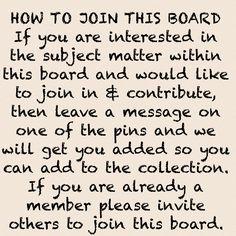 Join in the fun :0)