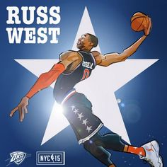 Russell Westbrook put on a show the All-Star game has only seen once, when some guy named Wilt Chamberlain dropped a record 42 points back in 1962.