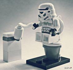 I need toilet paper.    http://www.flickr.com/photos/shr/sets/72157632520291890/