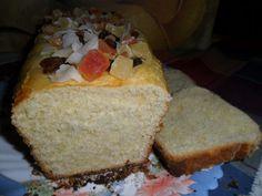 Pan de naranja. Ver la receta http://www.mis-recetas.org/recetas/show/21264-pan-de-naranja