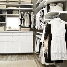 The Container Store Closet Systems 9 Spacesaving Tips For Tiny Nyc Apartments  Panama Hat Tweed