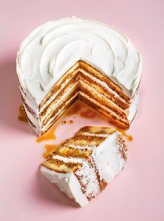 Recette de gâteau au café et à la vodka de Ricardo
