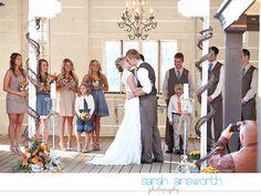 vintage fall wedding | Vintage DIY Fall Wedding