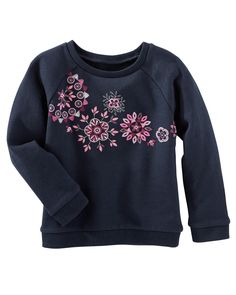 Kid Girl Sparkle Puff Print Top from OshKosh B'gosh. Shop clothing & accessories from a trusted name in kids, toddlers, and baby clothes.