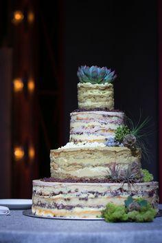 momofuku milk bar wedding cake; never seen anything like this before