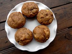You'd never believe these Brown Sugar muffins are good for ya!