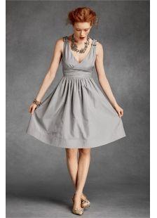 Grey Dress!