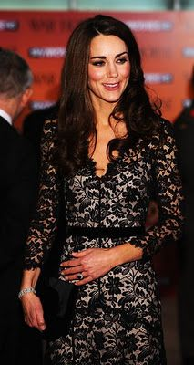 Kate Middleton - love her style and envy her hair!