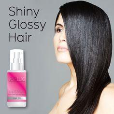 Hair Luxe Hair Studio Hair Oil  Hair Growth Healthy Thick Hair Heat Protection