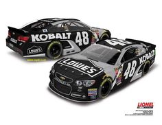 The Kobalt Tool's scheme for Jimmie Johnson in 2015