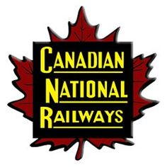 The Canadian National Railway has been in operation since the World War I era and today remains one of the seven North American Class I systems. Canadian National Railway, Canadian Pacific Railway, National Railways, Ho Trains, Model Trains, Banff, British Columbia, Rr Logo, Train Posters