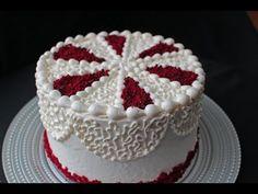 Red Velvet Layer Cake - Gretchen's Bakery