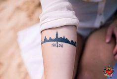 NO8DO Sevilla tattoo
