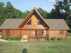 3 Bedroom Cabin Rental In Branson, Missouri, USA   Cricket Creek Cabin   3  Bdr Log Cabin