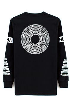 Hood By Air - TARGET L/S T-SHIRT - VFiles