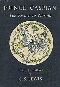 The Chronicles of Narnia book 4 (chronologically)