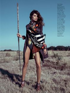 Isabeli Fontana por Eduardo Rezende para Marie Claire Brasil Novembro 2014 [Fashion]