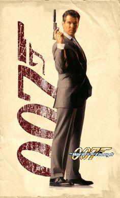 #JamesBond #007                                                                                                                                                     More