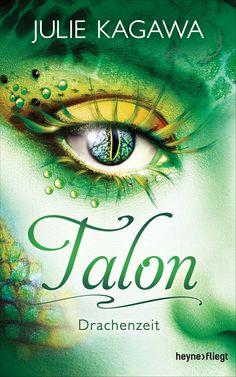 German: Talon by Julie Kagawa http://www.randomhouse.de/Buch/Talon-Drachenzeit-Roman/Julie-Kagawa/e466364.rhd