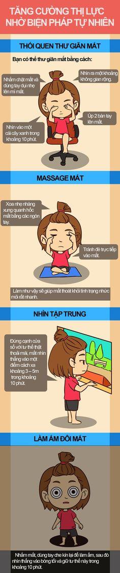 Phương pháp tập thể dục cho mắt để tăng cường thị lực 1