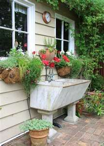Outdoor Farmhouse sink