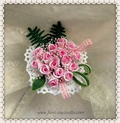 Fiori all'Uncinetto - Crochet Flowers