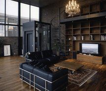 Inspiring picture apartment, architecture, charming, dark, home. Resolution: 500x340 px. Find the picture to your taste!