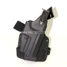 Best quality Tactical shooting Pistol HK USP Leg Holster Outdoor Hunting Combat Thigh gun Holster fits HK USP. #gunholster