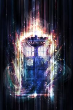 Tardis by jasric on deviantART