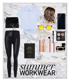 """#84"" by janema on Polyvore featuring mode, MM6 Maison Margiela, Chloé, Too Faced Cosmetics, Chanel, MAC Cosmetics, David Yurman, Belkin, Krewe et adidas"