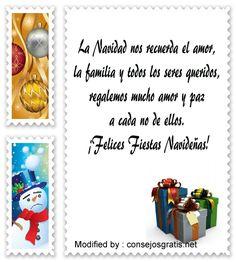 enviar texto de Navidad para saludar por Whatsapp,buscar textos de Navidad para enviar por whatsapp gratis: http://www.consejosgratis.net/mensajes-de-navidad-para-celulares/