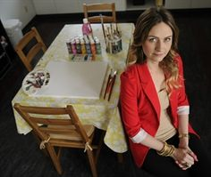 "Art a valuable tool for treating eating disorders | Eating disorders can become so ingrained in a person's life and outlook that talking openly about the problem can be tough, even in therapy.    ""A lot of people live in shame of an eating disorder or live in the shadow of an eating disorder,"" said Leanne Sawchuk, a Kitchener psychotherapist and art therapist."