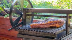 "Brisket cooked open air, on an Argentine grill? In this video, that's exactly what I did! Live-fire cooking at its finest on an Argentine grill. Ever since I got this grill I wanted to see if I could cook a brisket ""Santa Maria BBQ Style."""