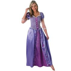 Disney Rapunzel Costume - Adult - Medium