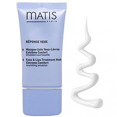 Matis Paris Eyes and Lips Treatment Mask - Masque-Soin Yeux-Levres fl oz. Lps, Beauty Care, Beauty Skin, Beauty Tips, Fire Lyrics, French Skincare, Eyeshadow For Brown Eyes, Eyes Lips Face, Facial Masks