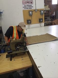 Fabricated sisal and