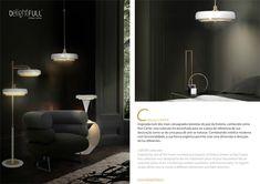 CARTER collection from DELIGHTFULL: www.delightfull.eu Portuguese, Magazine, Lighting, Table, Furniture, Collection, Design, Home Decor, Self