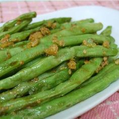 Let's get Wokking!: French Bean with Salted Egg Yolk 四季豆炒咸蛋黄 | Singapore Food Blog on easy recipes