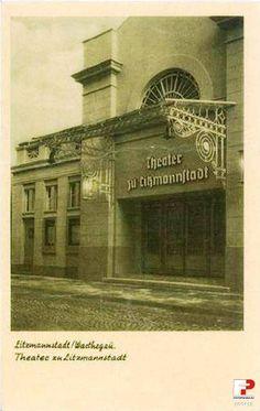 Lata 1939-1944  Stefana Jaracza Theatre, Lodz, Poland