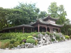 Kowloon Walled City Park Building