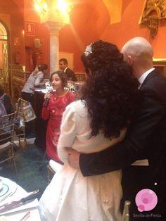 #novios en la #boda