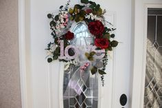 Love Decor Wreath by tinasboutiquehome on Etsy
