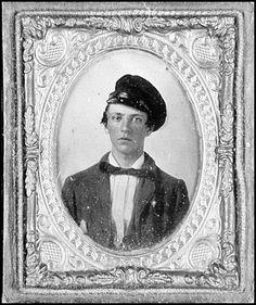 Pvt. George Henry, Virginia Regiment, killed at Brandy Station, Va.