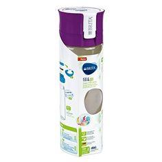 Chollo en Amazon España: Botella con filtro Brita Fill&Go por solo 9,99€ (un 33% de descuento sobre el PVR y precio mínimo histórico)