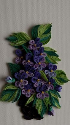 Neli is a talented quilling artist from Bulgaria. Her unique quilling cards bring joy to people around the world. Quilling Instructions, Paper Quilling Tutorial, Paper Quilling Flowers, Paper Quilling Patterns, Quilled Paper Art, Quilling Paper Craft, Quilling Cards, Paper Crafts, Paper Patterns