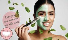 La maschera viso alla menta fai da te permette di idratare, purificare ed energizzare la pelle, ottima in estate: scopriamo come farla!