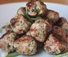 Recipe Asian Style Pork Meatballs by Saras Kitchen Addiction - Recipe of category Main dishes - meat