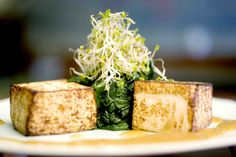 Easy to make and healthy gluten-free and vegan maple tofu and spinach recipe. Maple tofu and spinach recipe The Art of Being Fabulous Spinach Recipes, Dairy Free Recipes, Vegan Gluten Free, Vegan Recipes, My Favorite Food, Favorite Recipes, Extra Firm Tofu, No Calorie Foods, Recipes