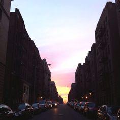 Washington Heights, NYC. 7am.